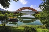 贵州贵阳观山湖公园风景图片(12张)