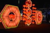 陕西西安大雁塔夜景图片(10张)