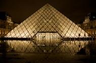 法国巴黎卢浮宫图片(9张)