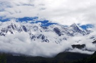 西藏雅鲁藏布大峡谷风景图片(10张)