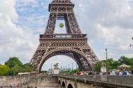 法国巴黎埃菲尔铁塔建筑风景图片(12张)