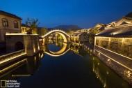 北京密云古北水镇风景图片(5张)