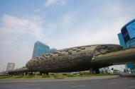 上海五角场立交桥图片(5张)