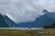 新西兰米尔福德峡湾风景图片(9张)