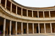 西班牙阿尔汉布拉宫图片(22张)