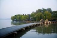 杭州西湖的夜景图片(23张)