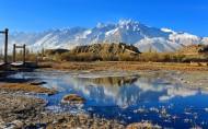 帕米尔高原风景图片(8张)