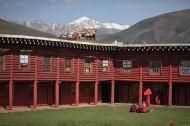 四川惠远寺风景图片(9张)