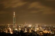 台湾台北夜景图片(43张)