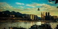 重庆山城夜景图片(16张)