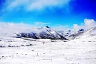 西藏米拉山口风景图片(16张)