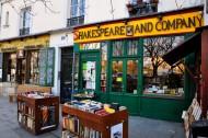 法国巴黎莎士比亚书店图片(25张)