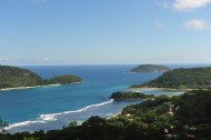 非洲岛国塞舌尔风景图片(12张)