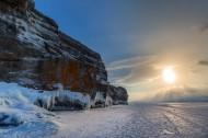 俄罗斯贝加尔湖奥利洪岛风景图片(18张)