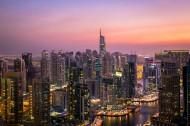 迪拜城市风景图片(15张)