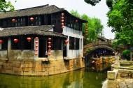 江苏苏州甪直古镇风景图片(11张)