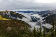 四川格西沟国家级自然保护区风景图片(8张)