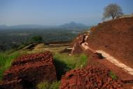 斯里兰卡锡吉里亚古城建筑风景图片(9张)