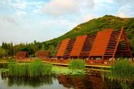 辽宁大连棠梨湖公园风景图片(13张)