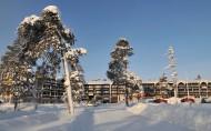 芬兰雪景图片(20张)