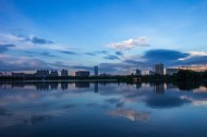 广东广州海珠湖风景图片(7张)