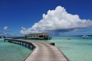 马尔代夫瑞喜顿岛风景图片(9张)