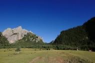甘肃扎尕那山风景图片(13张)