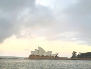 澳大利亚悉尼歌剧院图片(11张)