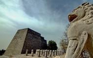 陕西咸阳乾陵风景图片(11张)