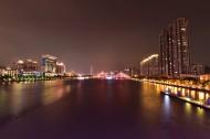 广州珠江夜色图片(6张)