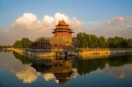 北京故宫角楼景色图片(38张)