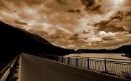 意大利黑白风景图片(12张)