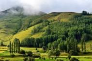 土耳其绿色山脉风景图片(9张)