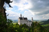 德国新天鹅城堡图片(9张)