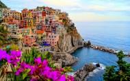 意大利五渔村风景图片(9张)