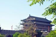 陕西西安古城风景图片(10张)
