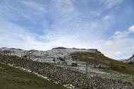 英格兰约克郡野外雪景图片(20张)