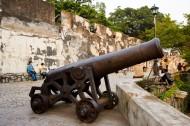 澳门大炮台图片(2张)