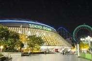日本东京巨蛋的图片(10张)