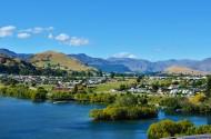 新西兰箭镇风景图片(13张)