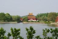 湖北明显陵风景图片(12张)