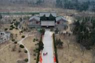 河南开封铁塔公园风景图片(12张)