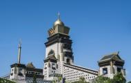 台湾中台禅寺风景图片(7张)
