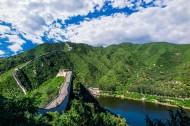 北京黄花城水长城风景图片(23张)