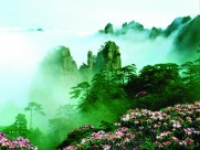 黄山云海图片(30张)