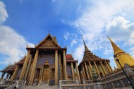 河北玉佛寺建筑风景图片(6张)