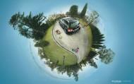 雷克萨斯车广告创意图片(3张)