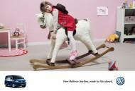 大众车广告创意海报图片(7张)