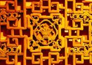传统建筑门饰艺术图片(16张)