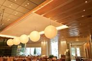 盛世餐厅-简约自然餐厅设计图片(11张)